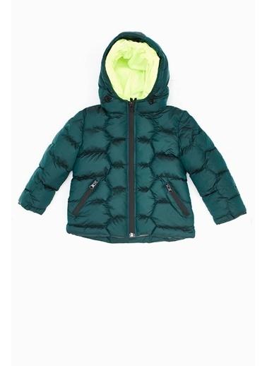 BG Baby Erkek Bebek Yeşil Mont Yeşil